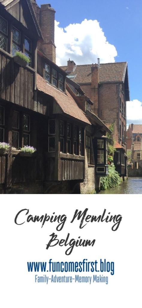 Camping Memling Bruges