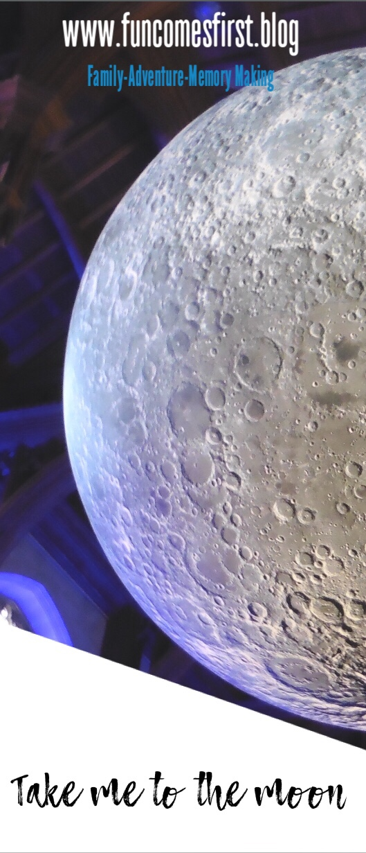 The Museum of the Moon, Bristol